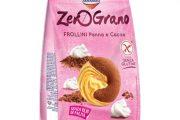 Zero Grano – Biscoito Sem Glutén de Panna e Cacau