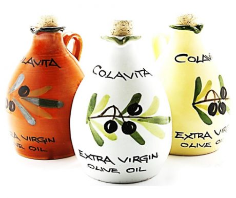 Azeite Extra Virgem de Oliva Especial – Ceramica