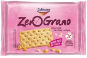 Zero Grano – Biscoito Sem Glutén Cracker – Cracker