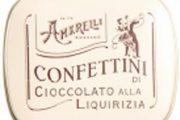 Confettini – Bala de Chocolate com Liquirizia